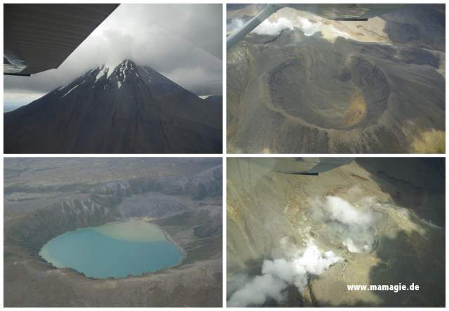 Neuseeland: Tongariro National Park