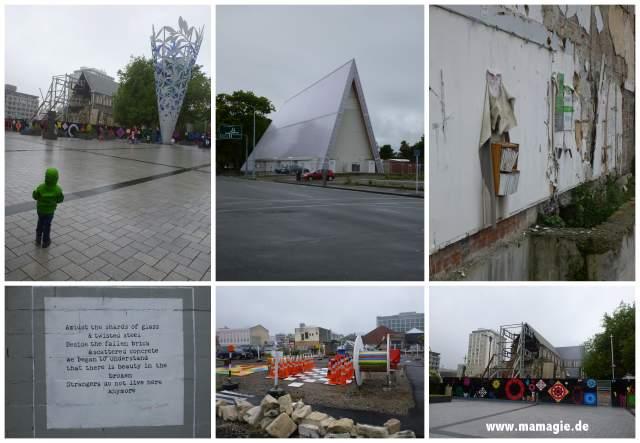 Neuseeland: Christchurch
