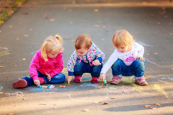 Initiative für mehr Kinderfreundlichkeit