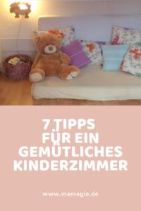 Einrichtungstipps für ein gemütliches Kinderzimmer