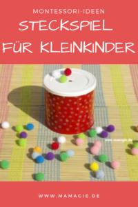 Montessori-Spielzeug selber machen