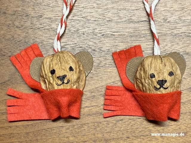 DIY Weihnachtsschmuck aus Naturmaterialien