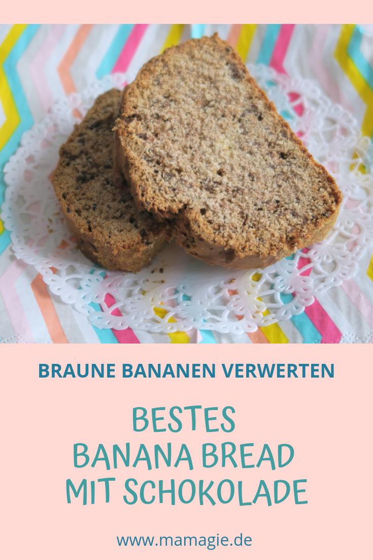 Rezept für überreife Bananen