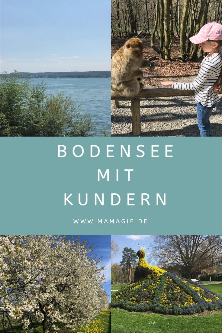 Ausflugsziele für Familien am Bodensee