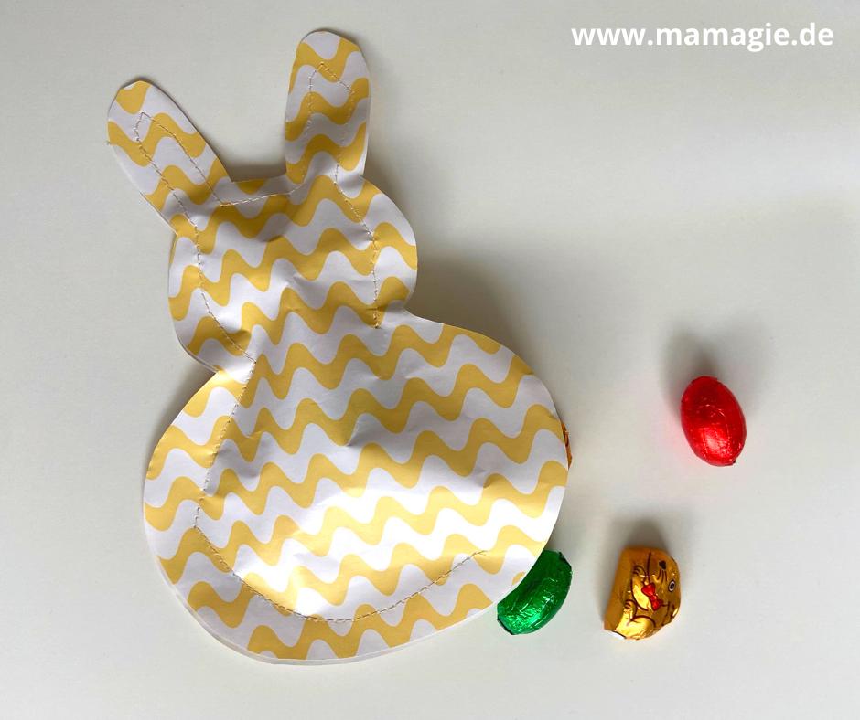 Kleinigkeit zu Ostern basteln