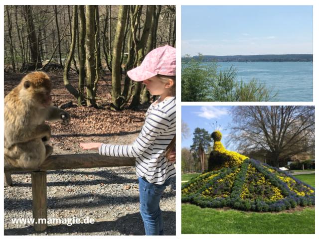 Ausflugsziele am Bodensee mit Kindern