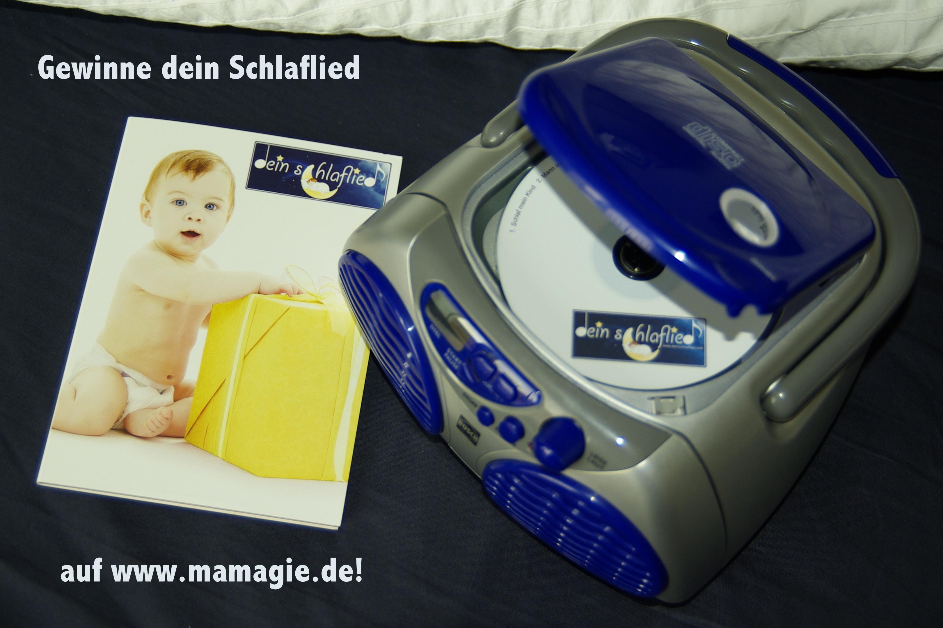 Gewinnspiel persönliche Schlaflieder-CD