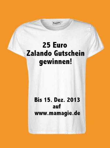 25 Euro Zalando-Gutschein gewinnen