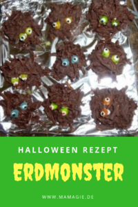 Rezept für Halloween