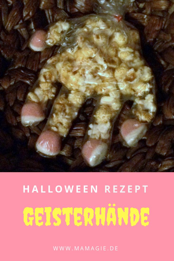Snack oder Mitgebsel für Halloween