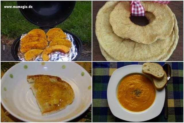 Mit Kindern im Herbst kochen