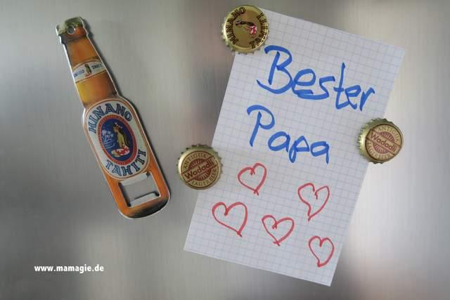 Geburtstagsgeschenk Für Den Papa Basteln