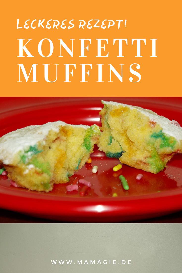 leckere Muffins für Kinder