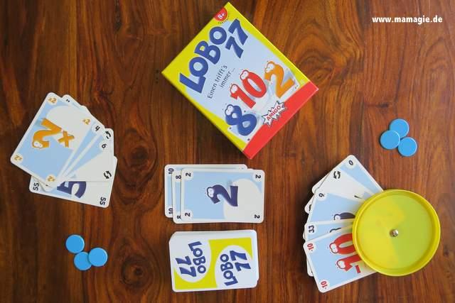 Erfahrungen und Bewertung des Spiels Lobo 77
