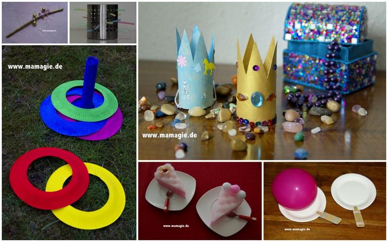 Ideen wie man Spielsachen selbermacht