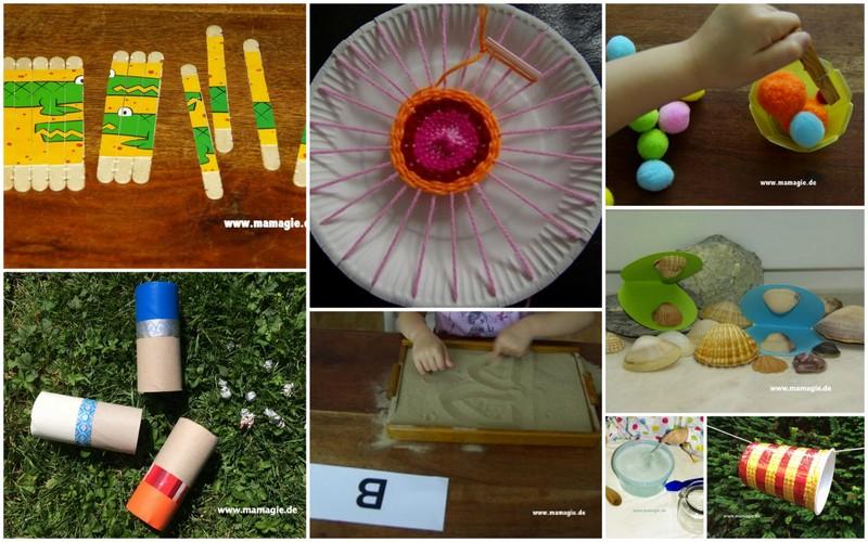 Ideen für Spielzeug zum selbermachen