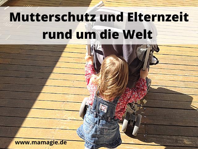 Regelungen zum Mutterschutz in Deutschland und anderen Ländern