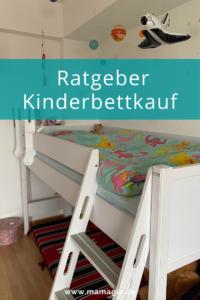 Tipps zum Kauf eines Kinderbetts