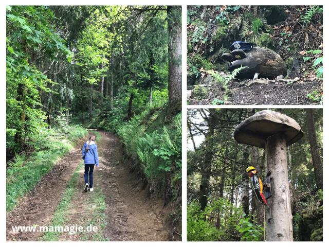Wandern mit Kindern im Schwarzwald