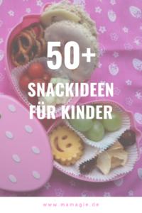 einfache Snacks für Kinder
