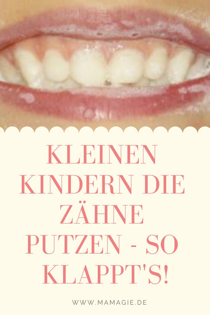 Tipps und Tricks zum Zähneputzen