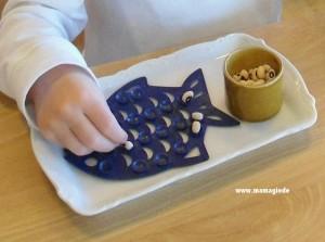 Favorit Montessori-Material selbstmachen | UM81