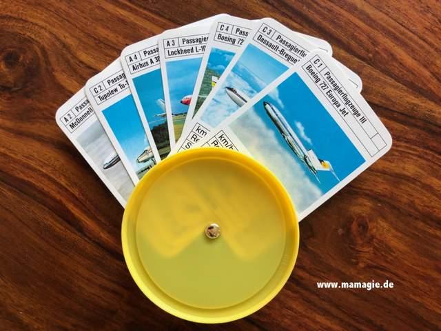 Spielkartenhalter für Kinder selber machen
