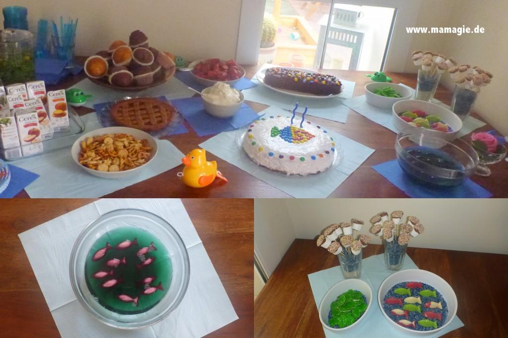 Ideen geburtstagsparty kinder mamagie - Geburtstagsparty ideen ...
