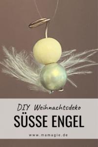 DIY Engel aus Perlen