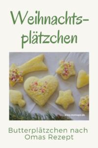 Rezept Butterplätzchen
