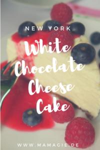American Cheese Cake Rezept
