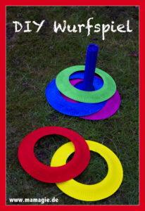 Spiel Ringe werfen selber machen