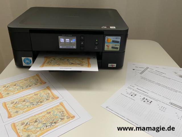 Drucker für Familien
