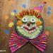 Gesunder Snack: Gemüse-Clown