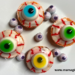 Halloween: Augapfel-Muffins