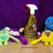 Gegen Angst im Dunkeln: DIY Anti-Monster-Spray